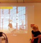 Presentasjon av Creaza i Workshop på NKUL 2009