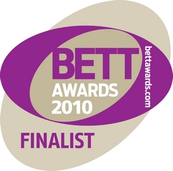 Creaza shortlisted at BETT Awards