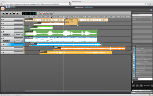 AudioEditor (Creaza 3.0)