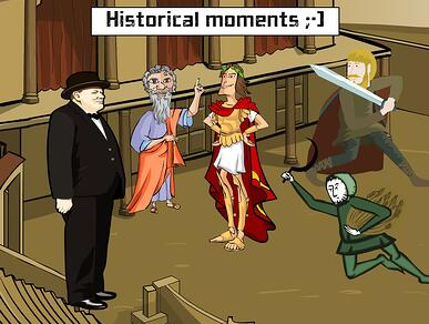 Historical moments