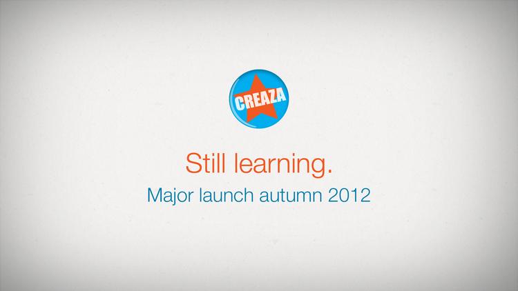 Majour launch autumn 2012