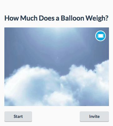 How Much Does a Balloon Weigh?