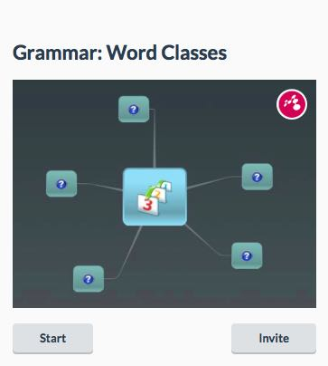Grammar: Word Classes