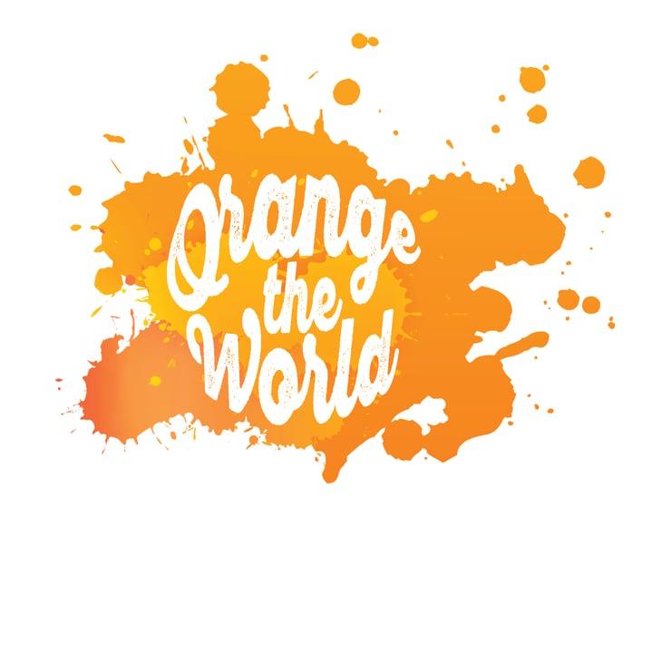 Orange the World Logo 2020