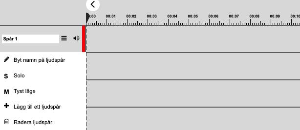 Redigering av ljudspår