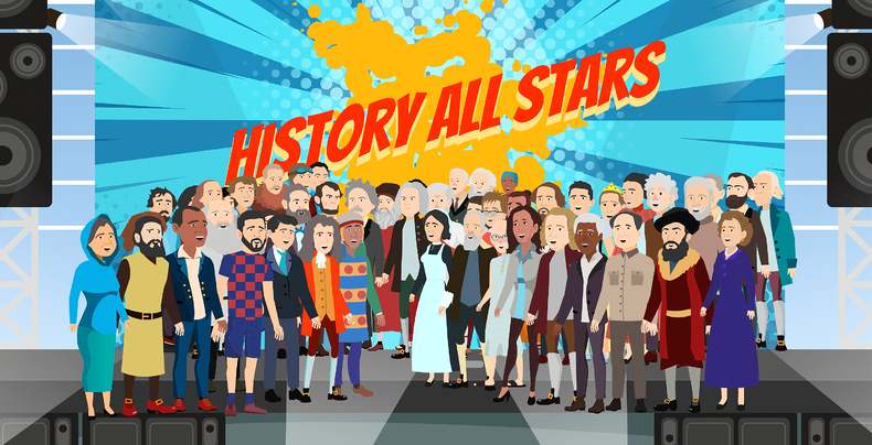 Historiska kändisar
