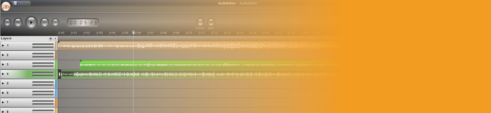 AudioEditor
